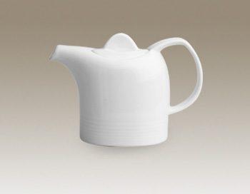 قوری قهوه 3 فنجان هتلی سفید زرین